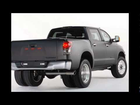 Toyota Tundra Diesel Dually