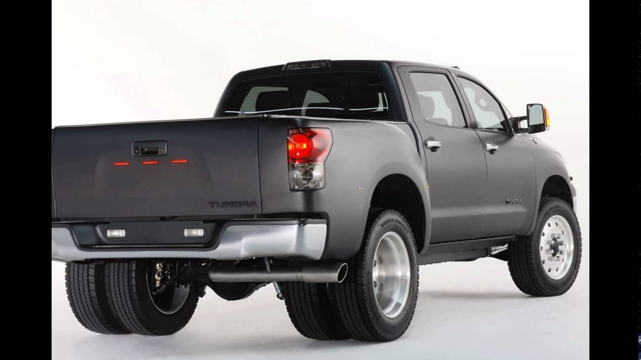 toyota tundra diesel dually youtube. Black Bedroom Furniture Sets. Home Design Ideas