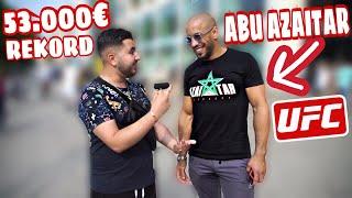 DAS 53.000€ REKORD OUTFIT MIT ABU AZAITAR (UFC FIGHTER)😱💸🔥 | WIE VIEL IST DEIN OUTFIT WERT | MAHAN