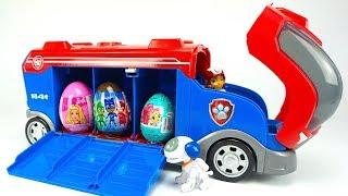 Щенячий патруль сюрпризы и игрушки для детей. Игрушкин ТВ
