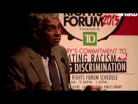 Human Rights Forum Day 1: Radicalization: A Global Crisis - National Challenge and Local Impact