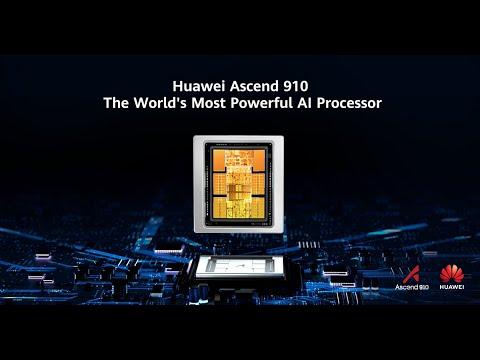 Huawei, ecco il nuovo chip Ascend 910: intelligenza artificiale all'ennesima potenza | MobileLabs