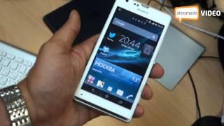 Обзор Sony Xperia SP(, 2013-05-23T14:18:48.000Z)