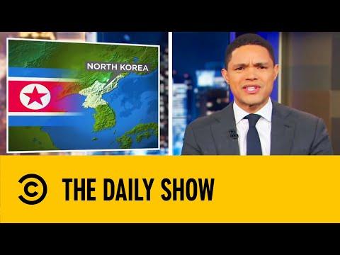Trevor Noah Roasts North Korea | The Daily Show With Trevor Noah