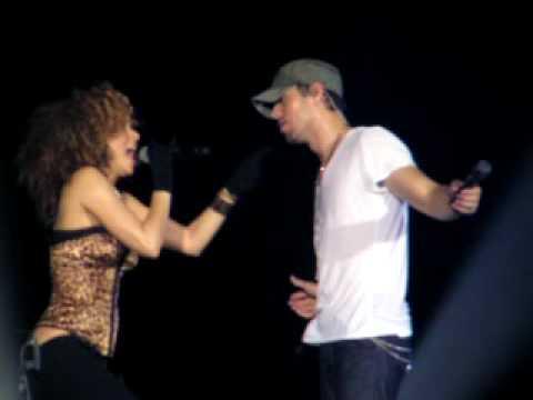 Enrique Iglesias - Takin Back My Love - CIA