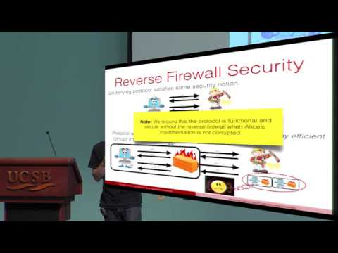 Message Transmission with Reverse Firewalls – Secure Communication on Corrupted Machines