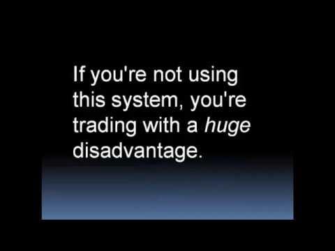 Winning Trade System 2015 - Stock Market