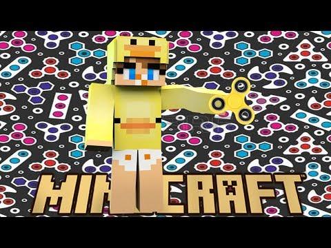Minecraft Movie - THE FIDGET SPINNER MOVIE