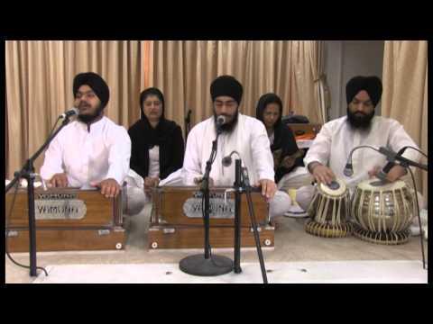 Bhai Karanvir Singh - Park Avenue Kirtan