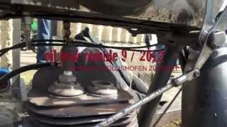 Oil Leak Rumble 9 2012