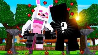 Minecraft Fnaf Daycare Roleplay: Mangle's New Fox Boyfriend?! (Minecraft Roleplay)