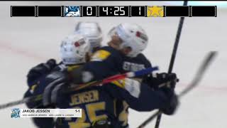 11-10-19 highlights Blue Fox - Esbjerg Energy