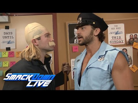 "Tyler Breeze goes undercover in ""The Fashion Files"": SmackDown LIVE, May 16, 2017"