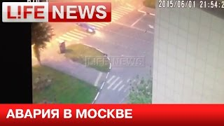 Звезда шоу «Каникулы в Мексике» пострадала в аварии в Москве