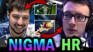 MID Earthspirit & RAPIER Intense Game — NIGMA vs HELLRAISERS Wesave! Dota 2