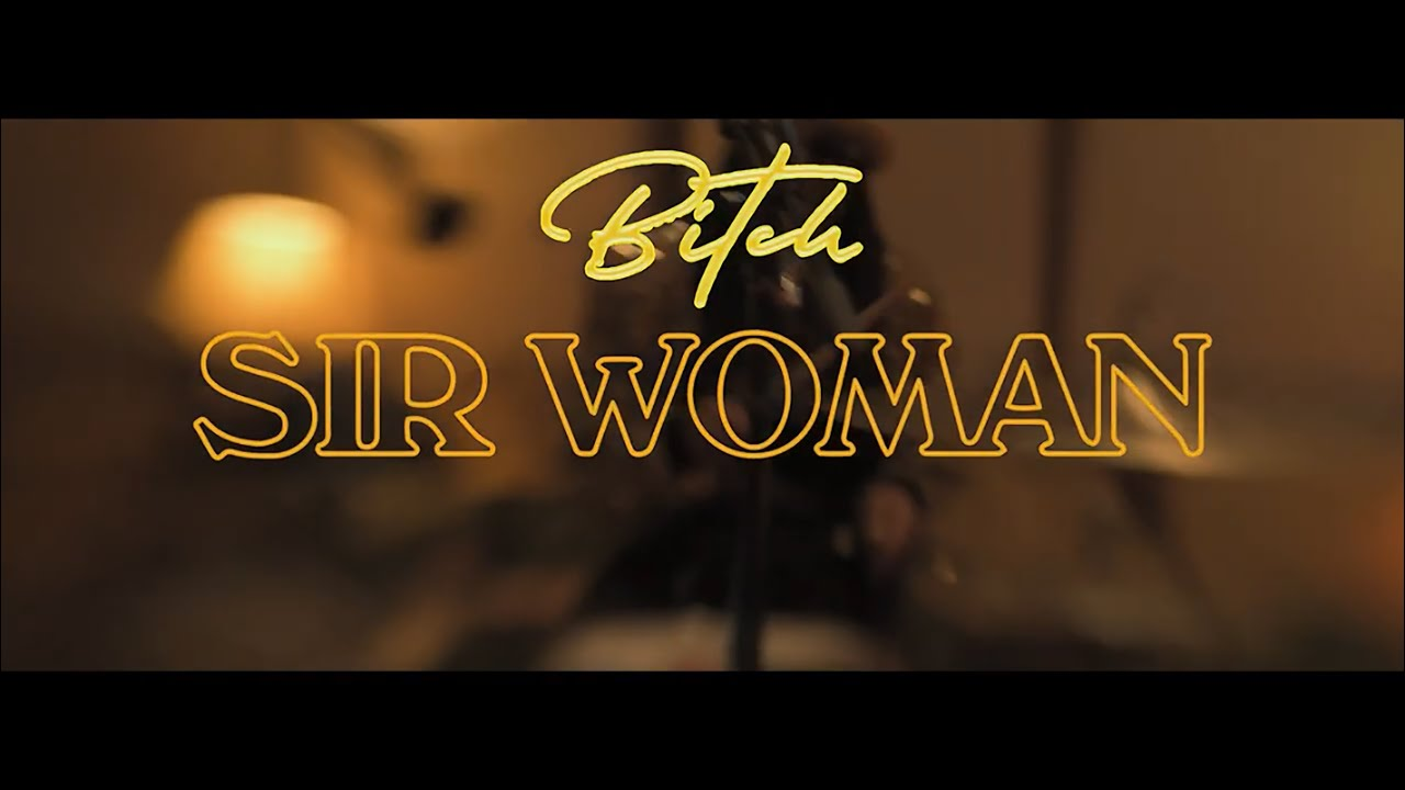 """Sir Woman Releases Debut Solo EP """"Bitch"""""""