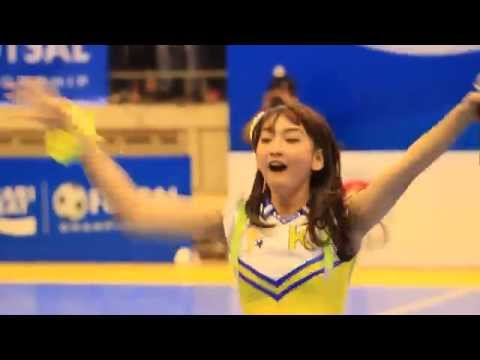 [FANCAM] JKT48 - 1234 Yoroshiku Team KIII (final futsal pocarisweat)