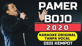 Download Didi Kempot Pamer Bojo Karaoke 2020 [Terbaru] Original Tanpa Vokal