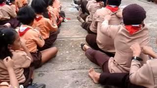 Games Pramuka Siaga SD Xaverius Muara Bungo