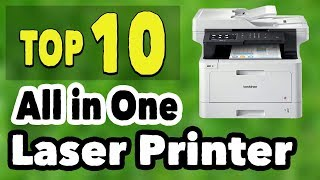 10 Best All in One Laser Printers Wireless | Best all in One Printer Fax Scanner Copier for Home Use
