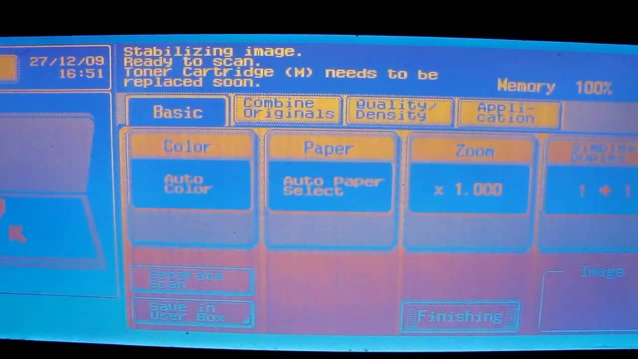 Toner Chip Reset For C250
