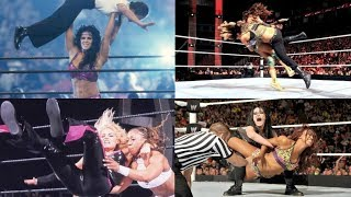 Top 30 WWE Womens Finishers of All Time