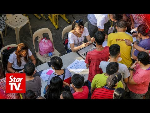 Philippines holds midterm election as Duterte consolidates power