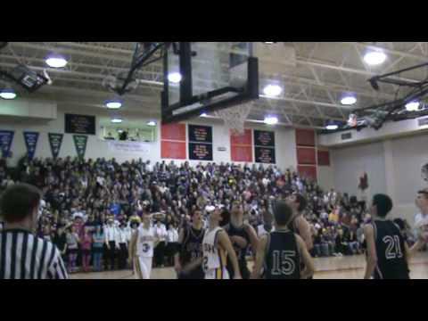 Clinton Herald - Class 1A Substate Championship - Prince of Peace vs. Iowa Mennonite School
