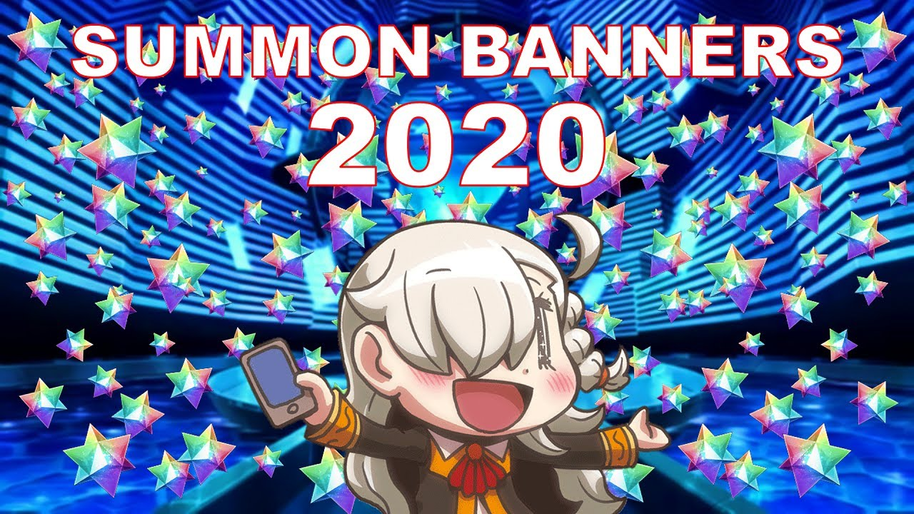 Fate Grand Order | All Summon Banners For 2020   NA Ver.   YouTube