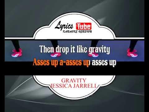 Karaoke Music JESSICA JARRELL - GRAVITY