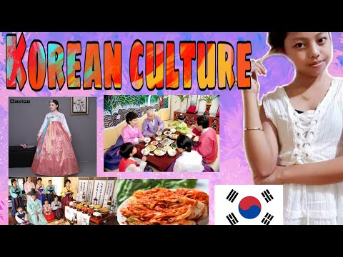 Tradition and Culture in South Korea🇰🇷