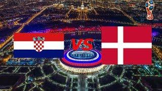 MM-Kisat 2018 Fifa 18 | Osa 24 Kroatia vs Tanska