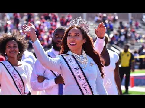 Miss Howard University 2017-2018 - Victoria G. Grimes Ebony Campus Queens