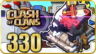 Let's Play CLASH of CLANS Part 330: Clash-A-Rama & Dunkle Kaserne Level 3