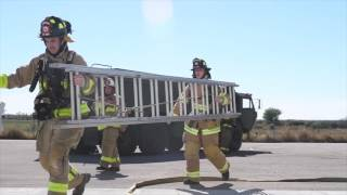 467th FireFighter Training