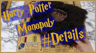 Harry Potter Monopoly How to | Alle Felder | FAQ | A Study in Pink