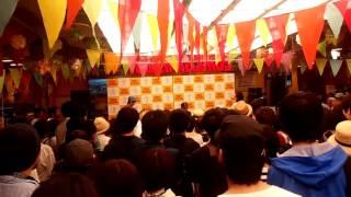 2016年8月28日土曜日 渋谷タワレコにて行われた納涼音祭に出演したジャ...