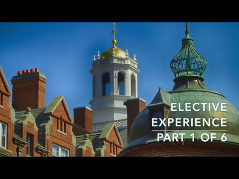 "Elective Experience - Part 1 of 6 ""The Beginning"""