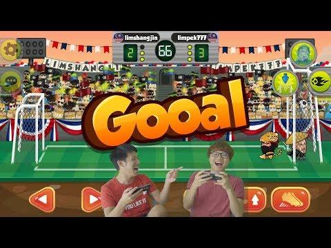【游戏实况】2D 足球 Online Headball