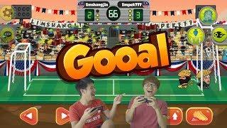 【游戏实况#5】2D 足球 online headball