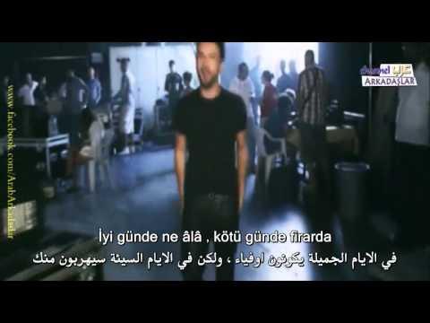 تاركان - اكتب اسمي على قلبك [ مترجمه ] Tarkan - Adımı Kalbine Yaz
