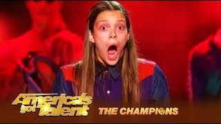 THE RESULTS: Most SHOCKING Elimination! Did America Get It Right? | America's Got Talent: Champions thumbnail