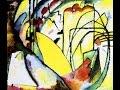 藝苑掇英 Wassily Kandinsky 瓦西里·坎金斯基 (1866-1944) Expressionism Abstract Art  Russian
