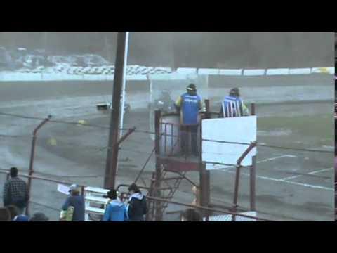 USAC Dirt Midgets - Bear Ridge Speedway - 9-26-15