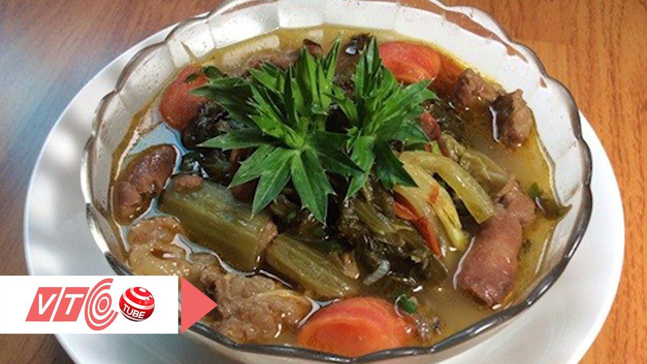 Gân bò nấu dưa chua đúng kiểu Hà Nội | VTC