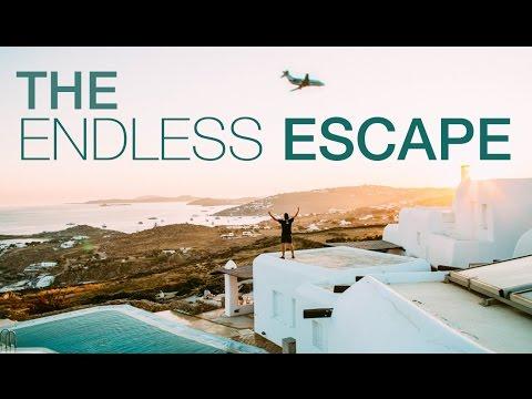 The Endless Escape // Mykonos, Greece