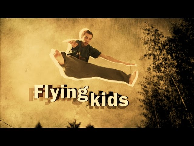 Flying Kids: Upsala Circus transforms hooligans into entertainers (RT Documentary)