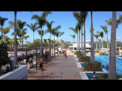Riu Palace Costa Rica. Hotel - Grounds Tour