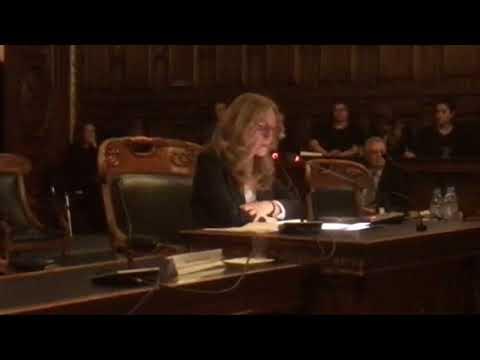 Intervention de Nicole Belloubet à la conférence «Paris juridiction commerciale internationale» d