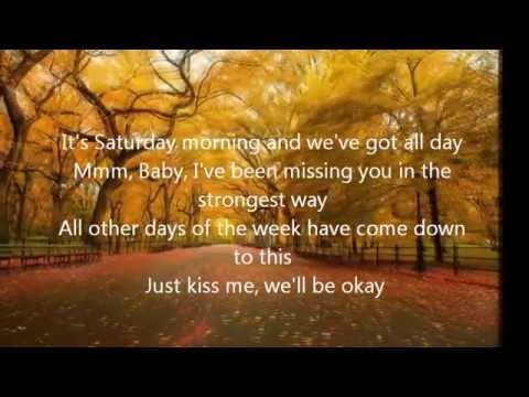 """""""Saturday Morning"""" w Lyrics - Rachael Yamagata"""